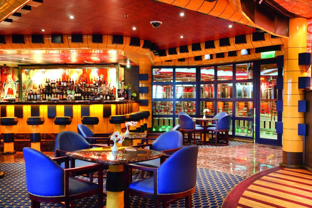 Cruiseschip-Costa Pacifica-Costa Cruises-Lounge
