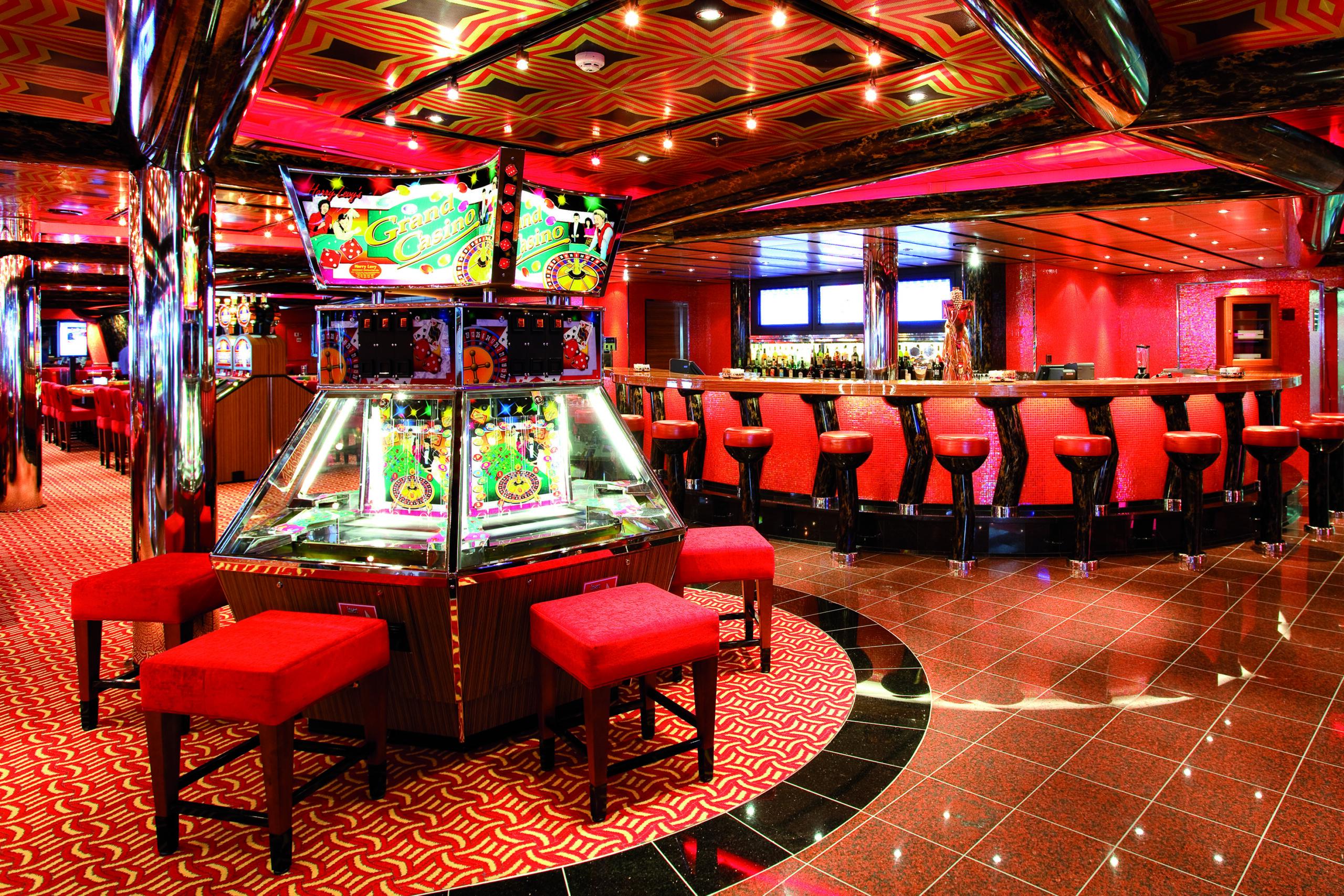Cruiseschip-Costa Deliziosa-Costa Cruises-Casino