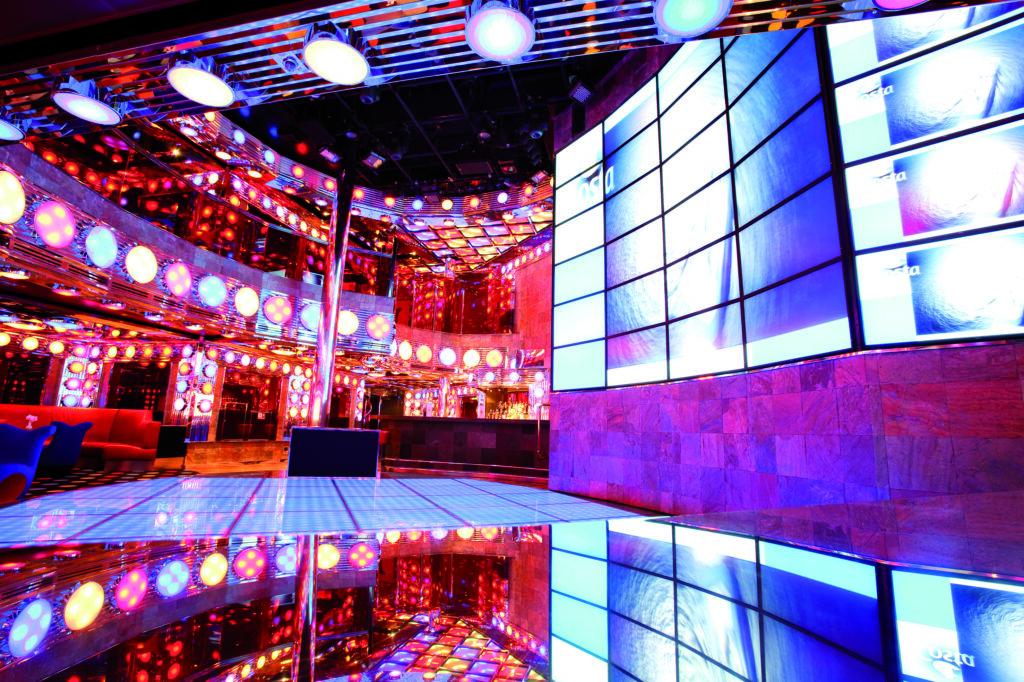 Cruiseschip-Costa Deliziosa-Costa Cruises-Disco