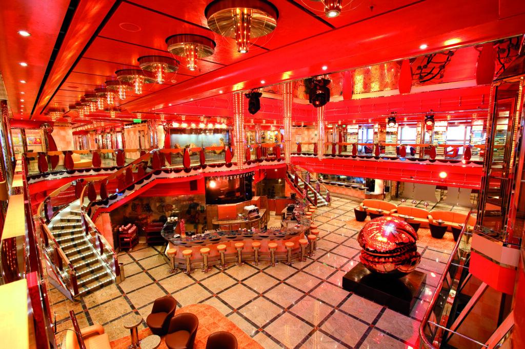 Cruiseschip-Costa Deliziosa-Costa Cruises-Atrium