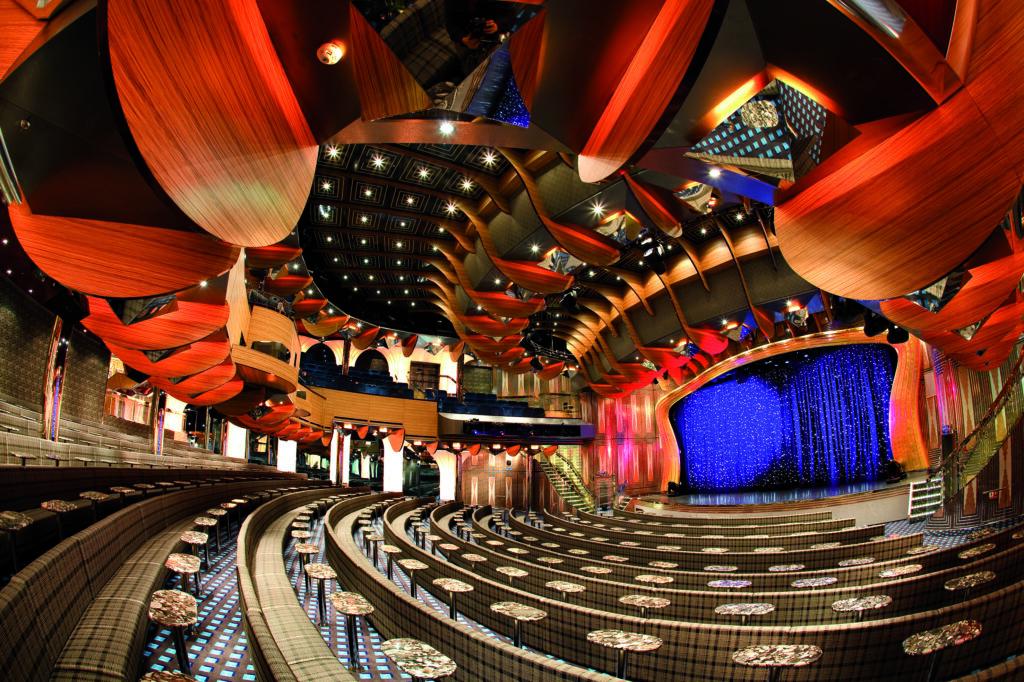 Cruiseschip-Costa Deliziosa-Costa Cruises-Theater
