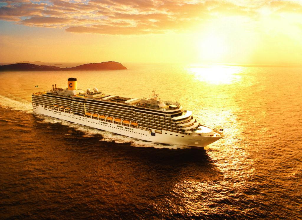 Cruiseschip-Costa Deliziosa-Costa Cruises-Schip