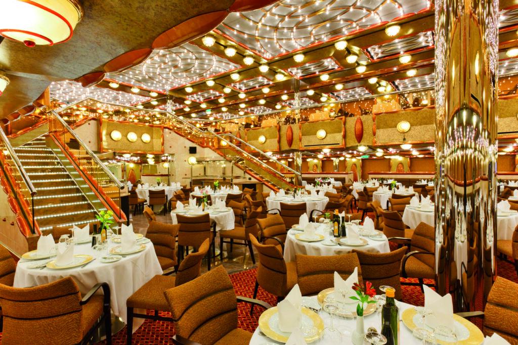 Cruiseschip-Costa Favolosa-Costa Cruises-Restaurant
