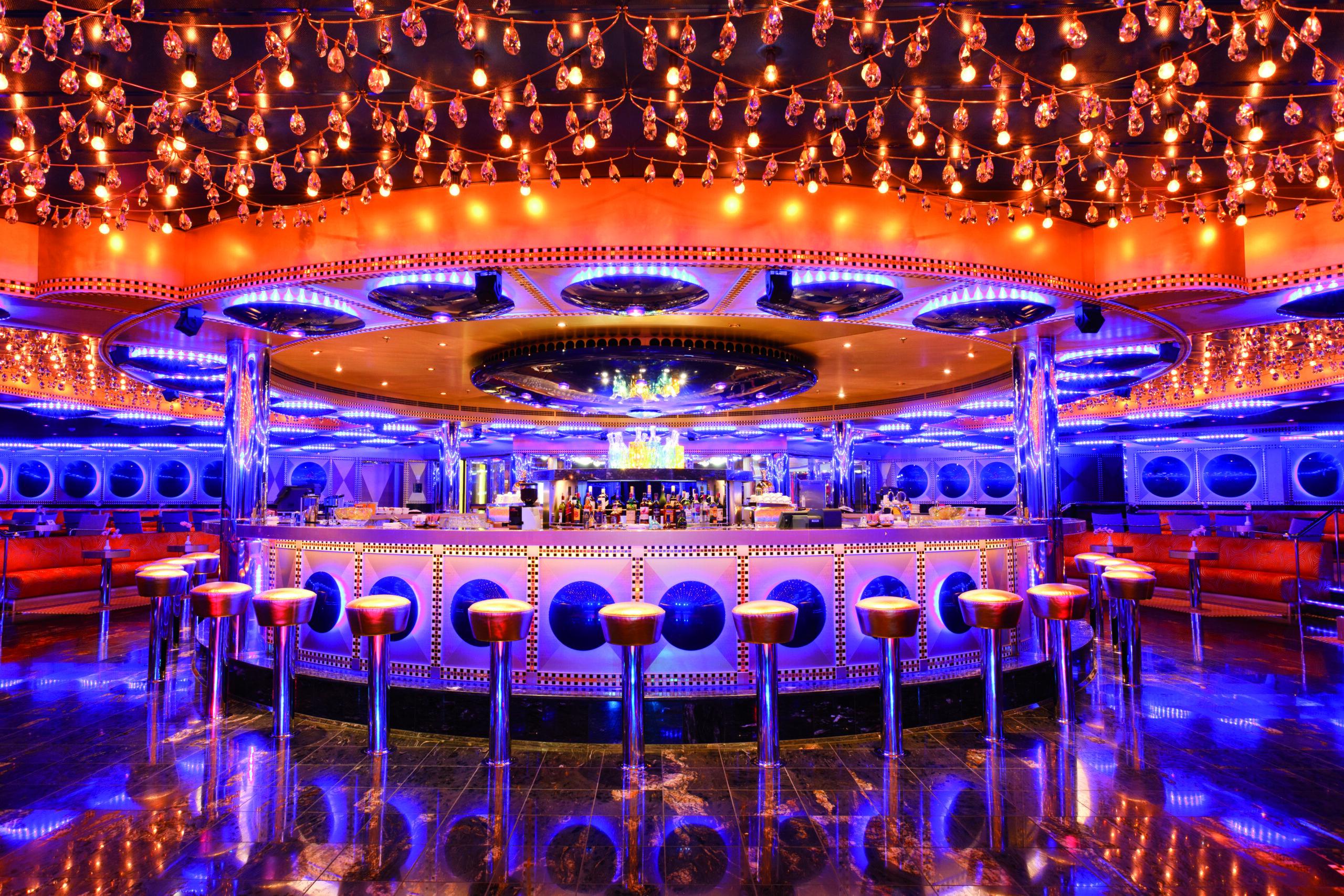 Cruiseschip-Costa Favolosa-Costa Cruises-Disco Bar