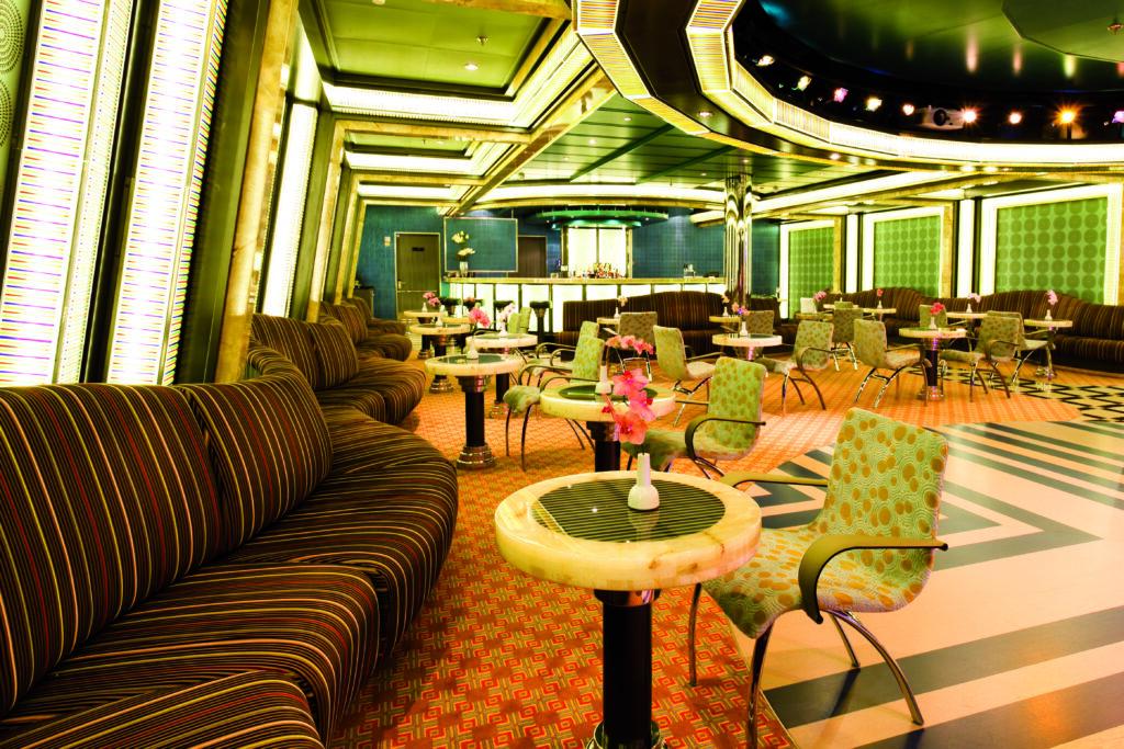 Cruiseschip-Costa Favolosa-Costa Cruises-Bar