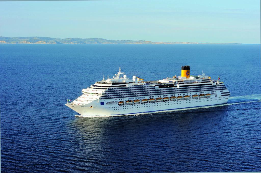 Cruiseschip-Costa Fascinosa-Costa Cruises-Schip