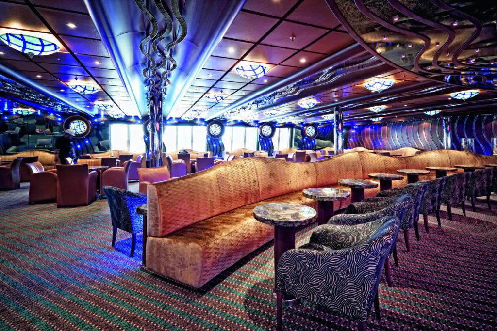 Cruiseschip-Costa Fascinosa-Costa Cruises-Lounge Bar