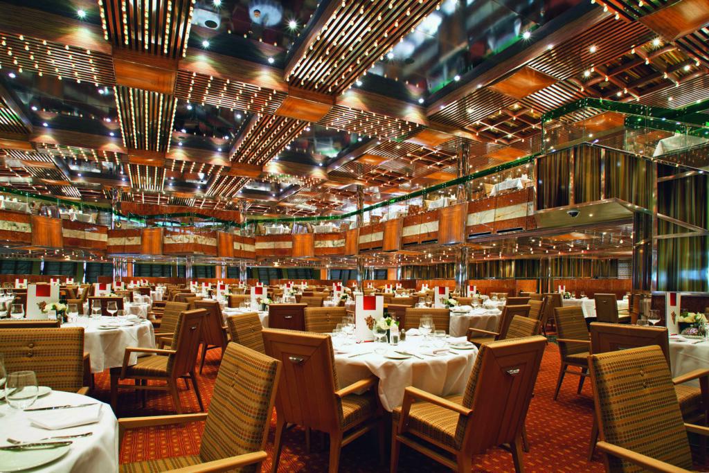 Cruiseschip-Costa Fascinosa-Costa Cruises-Restaurant