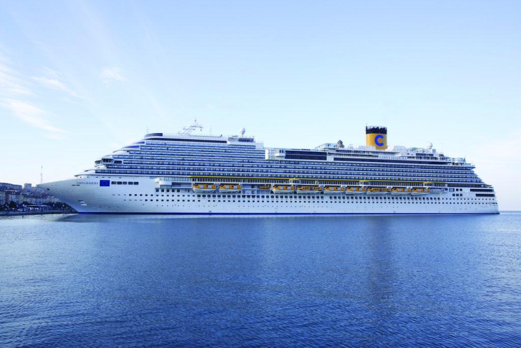 Cruiseschip-Costa Diadema-Costa Cruises-Schip