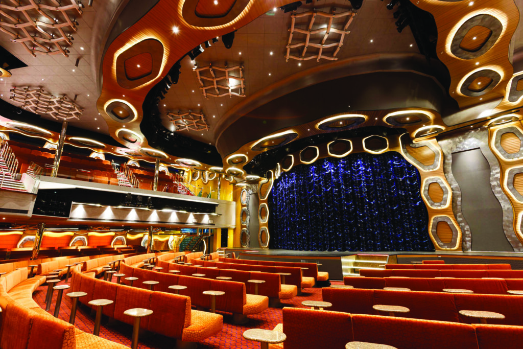 Cruiseschip-Costa Diadema-Costa Cruises-Theater