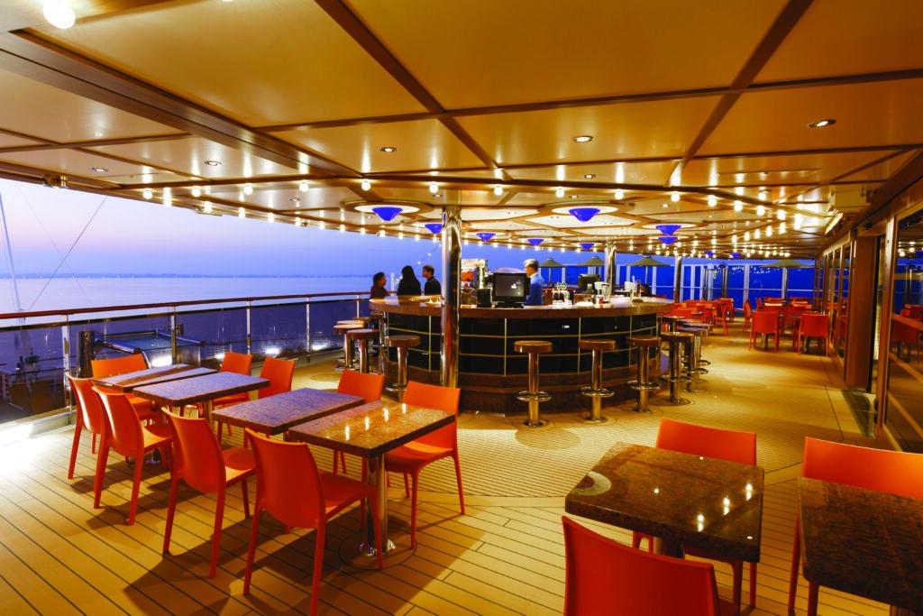 Cruiseschip-Costa Diadema-Costa Cruises-Bar