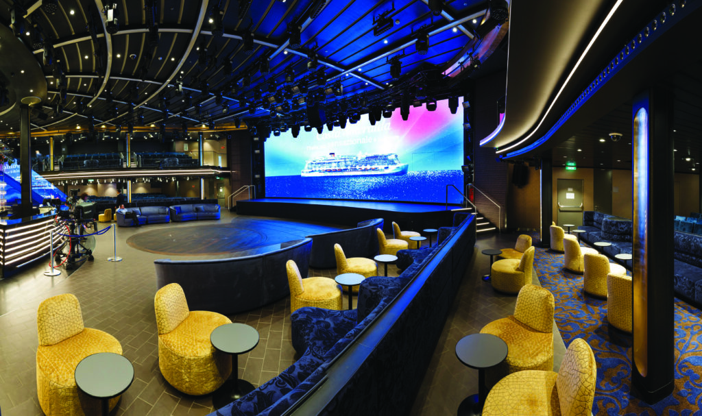 Cruiseschip-Costa Smeralda-Costa Cruises-Theater