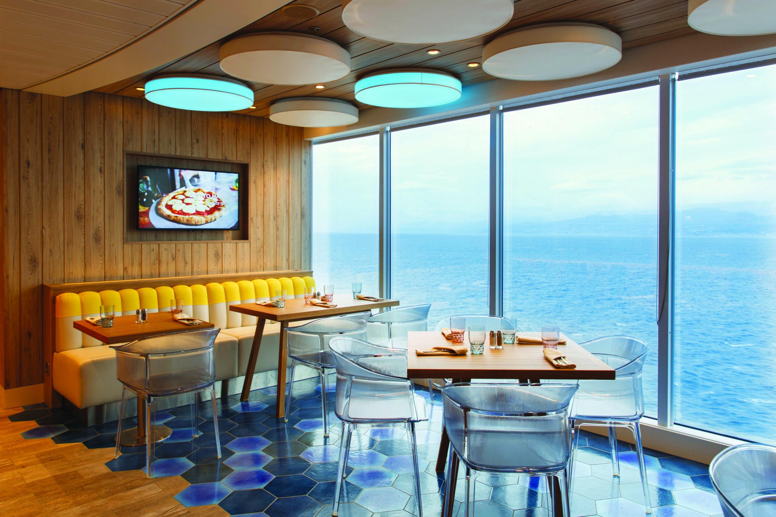 Cruiseschip-Costa Toscana-Costa Cruises-Restaurant