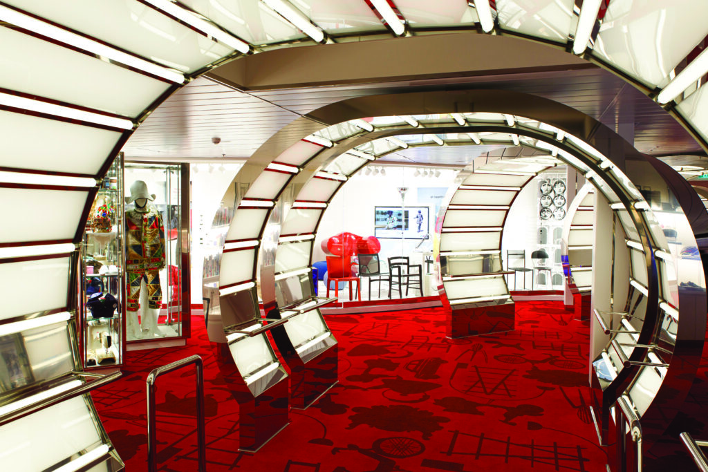 Cruiseschip-Costa Smeralda-Costa Cruises-Shops