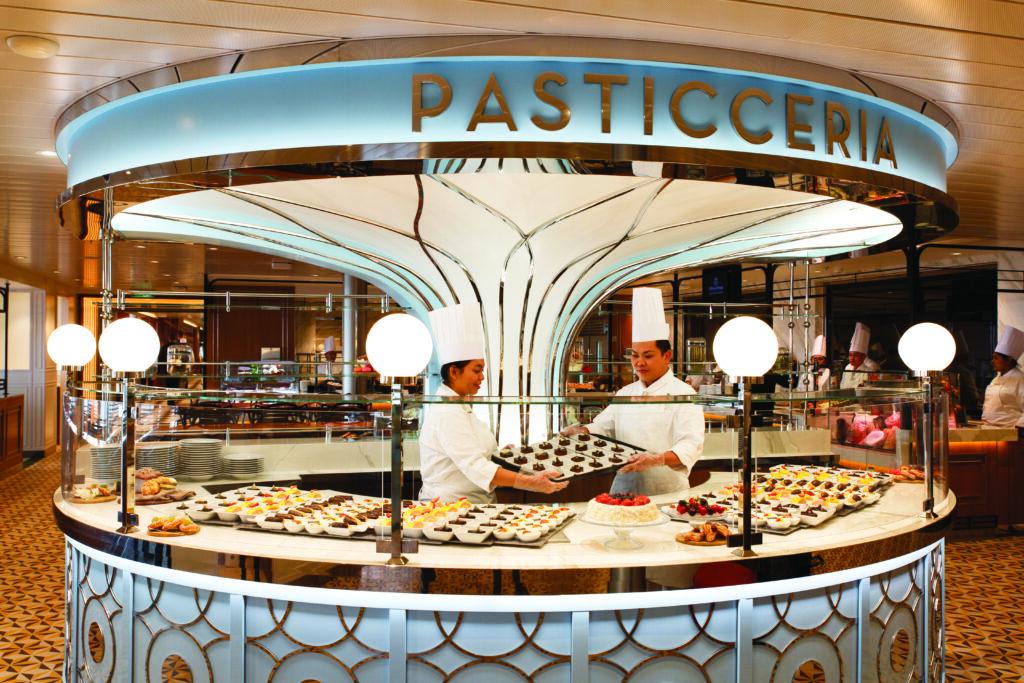 Cruiseschip-Costa Smeralda-Costa Cruises-Buffet Restaurant
