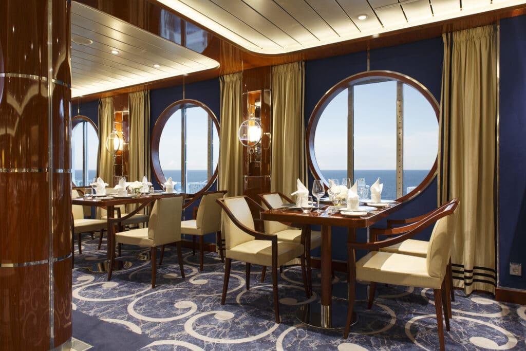 Cruiseschip-Costa Smeralda-Costa Cruises-Restaurant