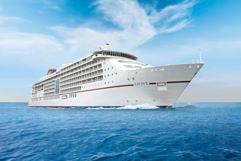 Cruiseschip-MS Europa 2 -Hapag Lloyd Cruises-Schip