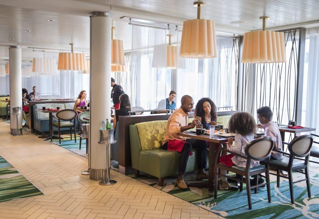 Cruiseschip-Celebrity Equinox-Celebrity Cruises-Sushi on Five