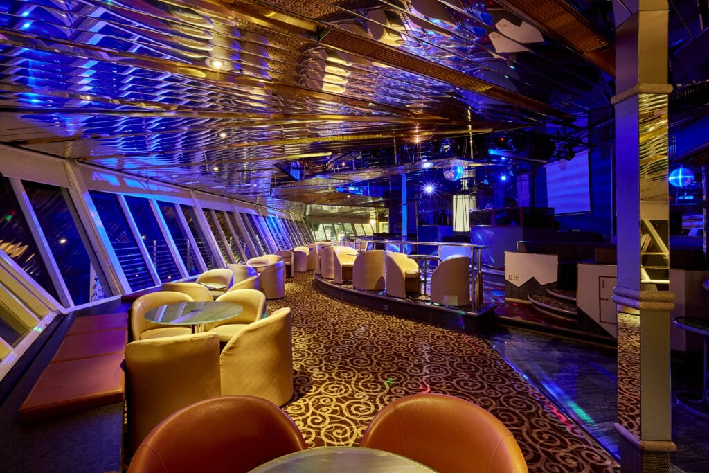 Cruiseschip-Celestyal Crystal-Celestyal-Lounge