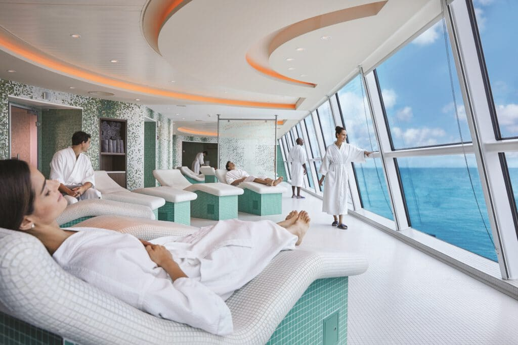 Cruiseschip-Celebrity Reflection-Celebrity Cruises-Spa