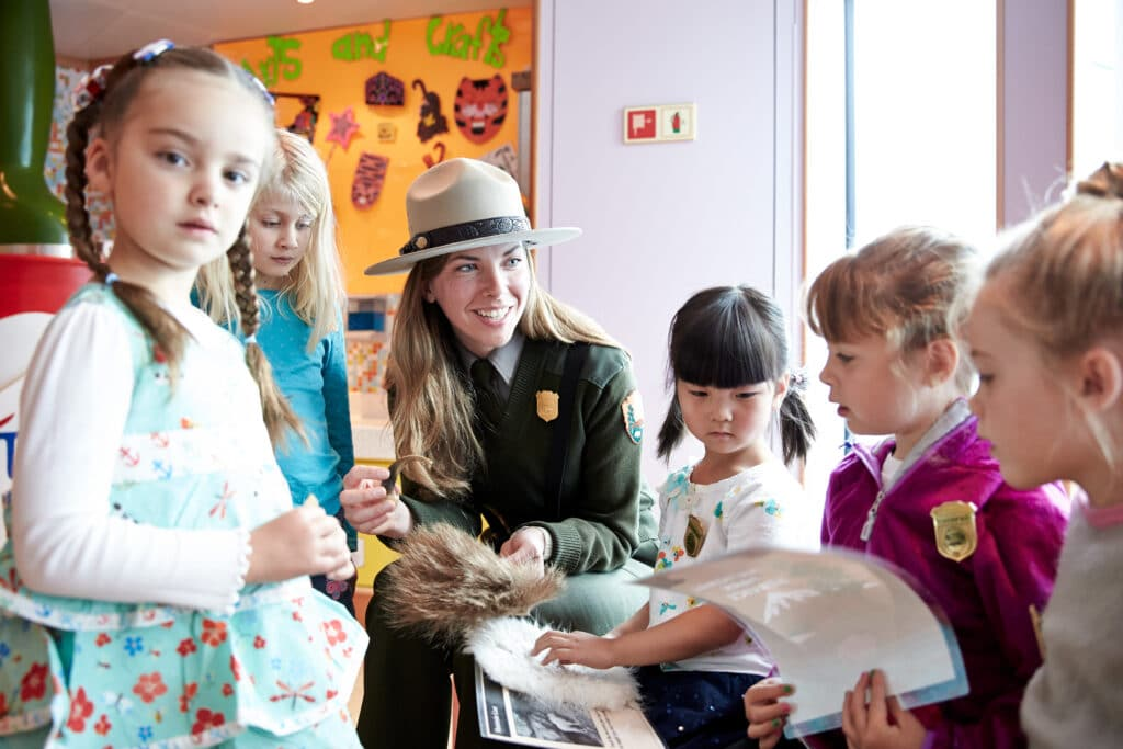 Cruiseschip-Crown Princess-Princess Cruises-Kids Club