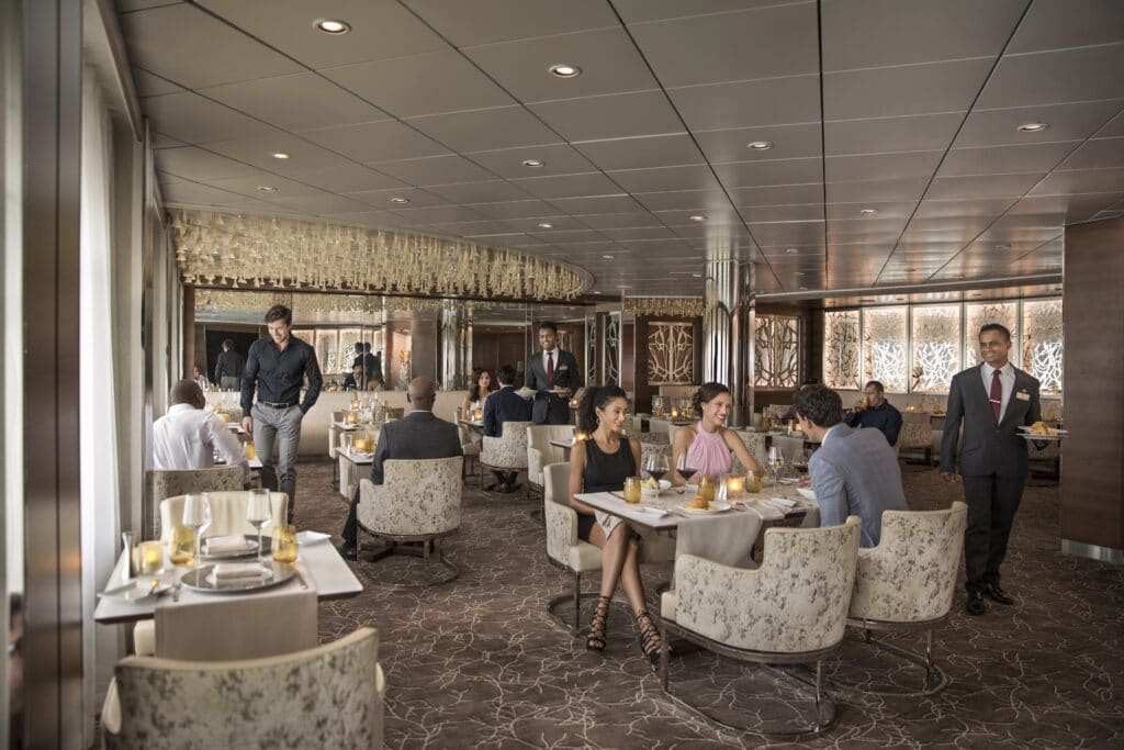Cruiseschip-Celebrity Reflection-Celebrity Cruises-Luminae Restaurant