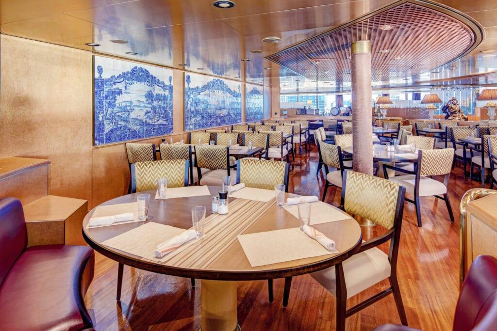 cruiseschip - Holland America Line - Noordam - Lido Restaurant