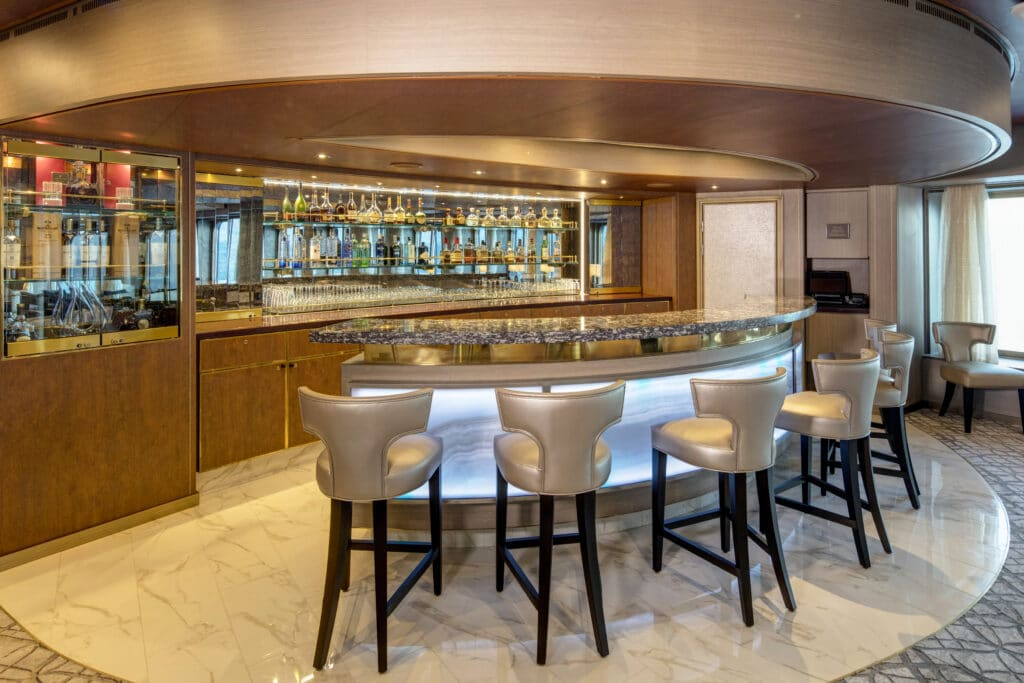 cruiseschip - Holland America Line - Noordam - Pinnacle Grill