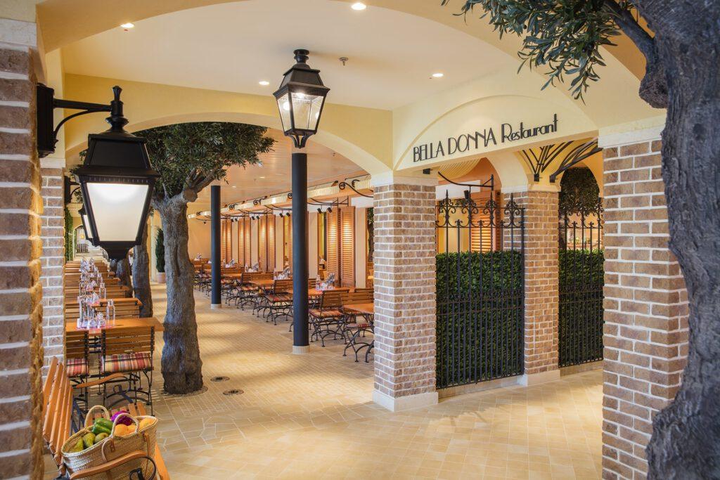 Cruiseschip-AIDAprima-AIDA-Bella Donna Restaurant