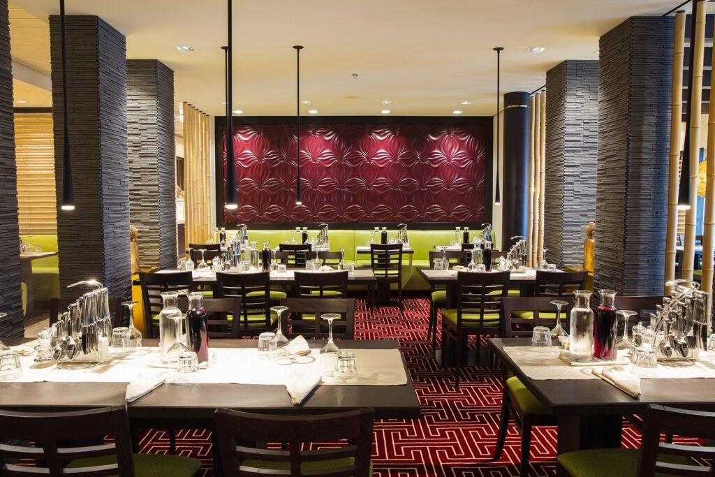 Cruiseschip-AIDAprima-AIDA-East Restaurant