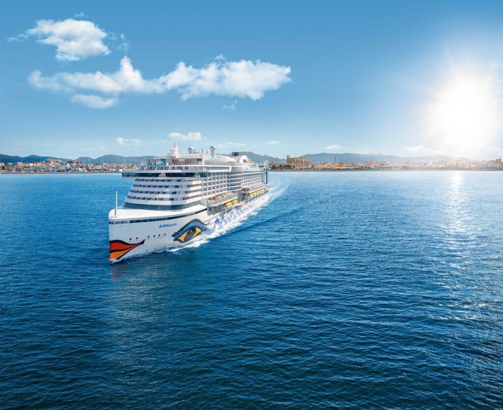 Cruiseschip-AIDAperla-AIDA-Schip