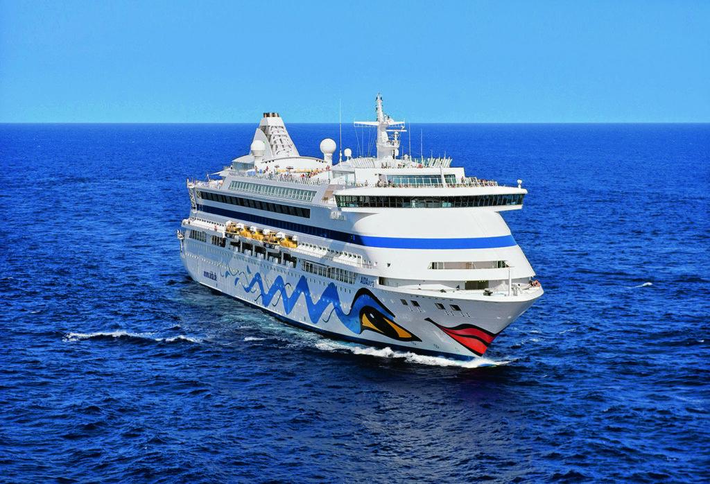 Cruiseschip-AIDAaura-AIDA-Schip