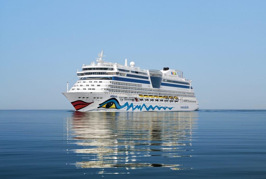 Cruiseschip-AIDAbella-AIDA-Schip