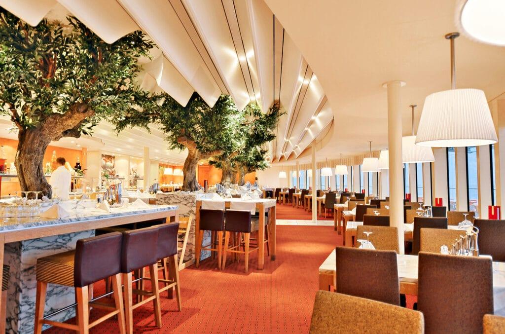 Cruiseschip-AIDAbella-AIDA-Restaurant
