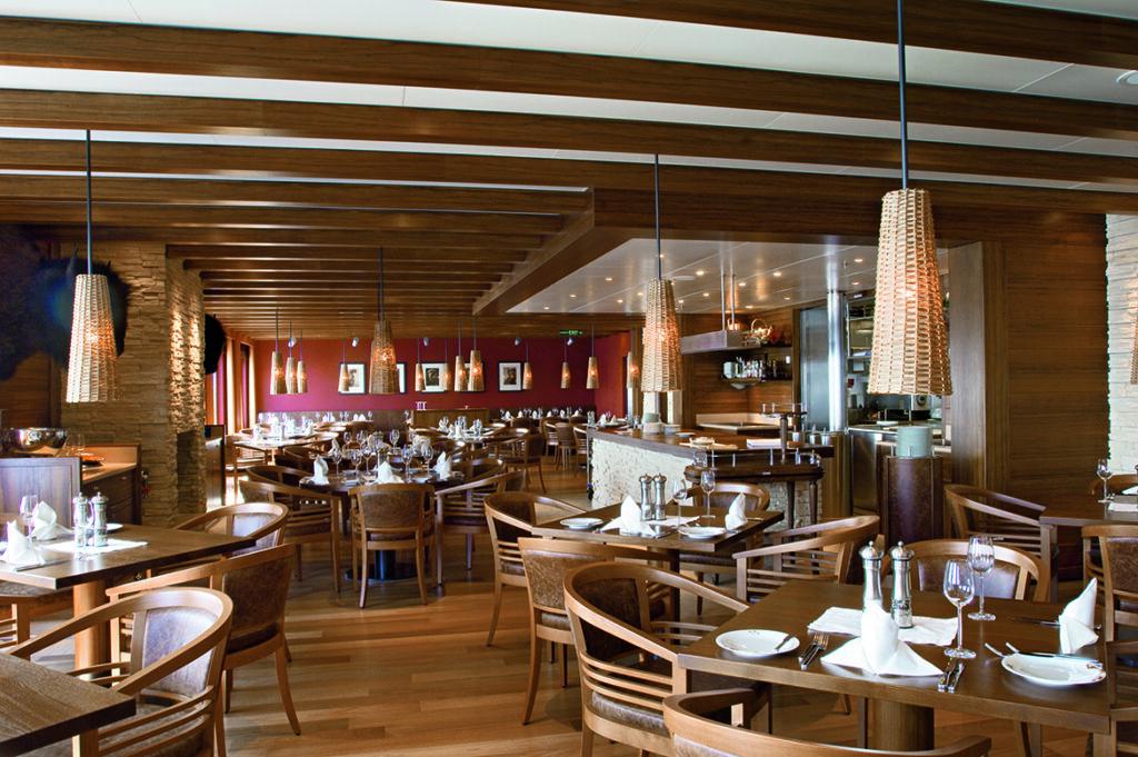 Cruiseschip-AIDAluna-AIDA--Buffalo Steakhouse