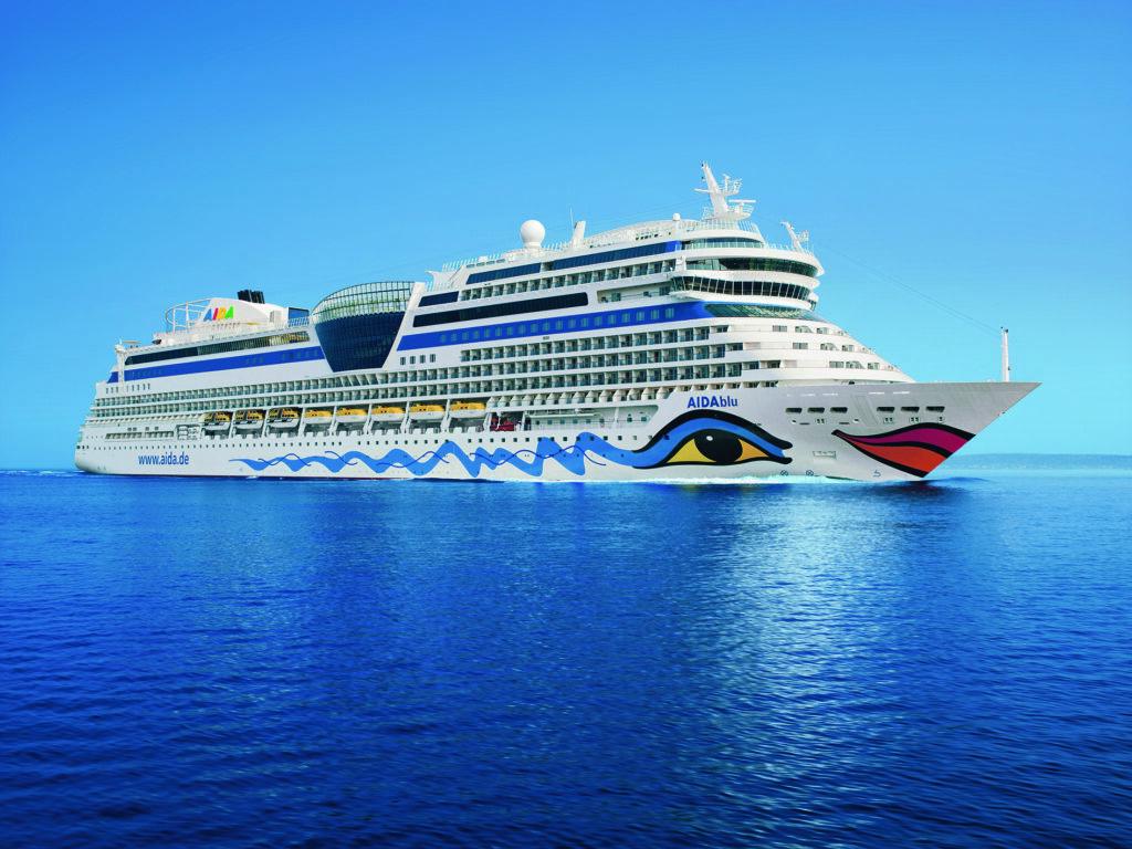 Cruiseschip-AIDAblu-AIDA-Schip