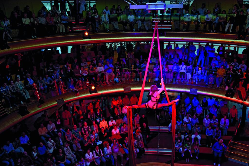 Cruiseschip-AIDAstella-AIDA-Theater