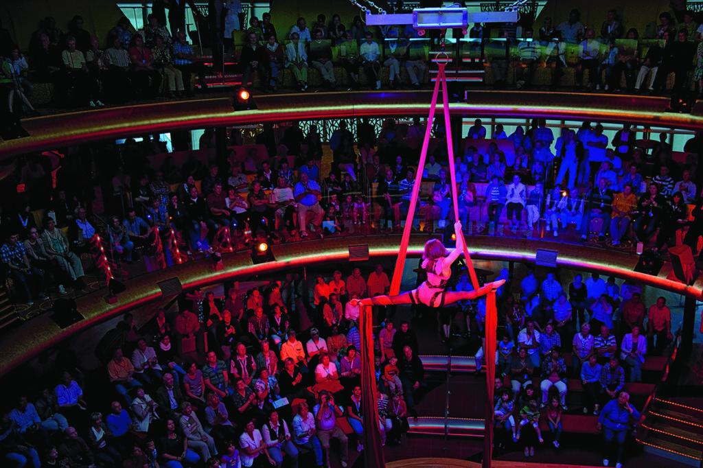 Cruiseschip-AIDAblu-AIDA-Theater