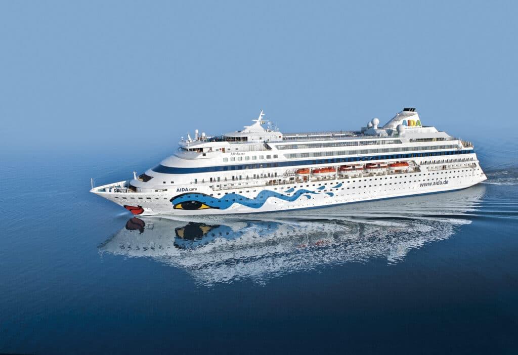 Cruiseschip-AIDAcara-AIDA-Schip