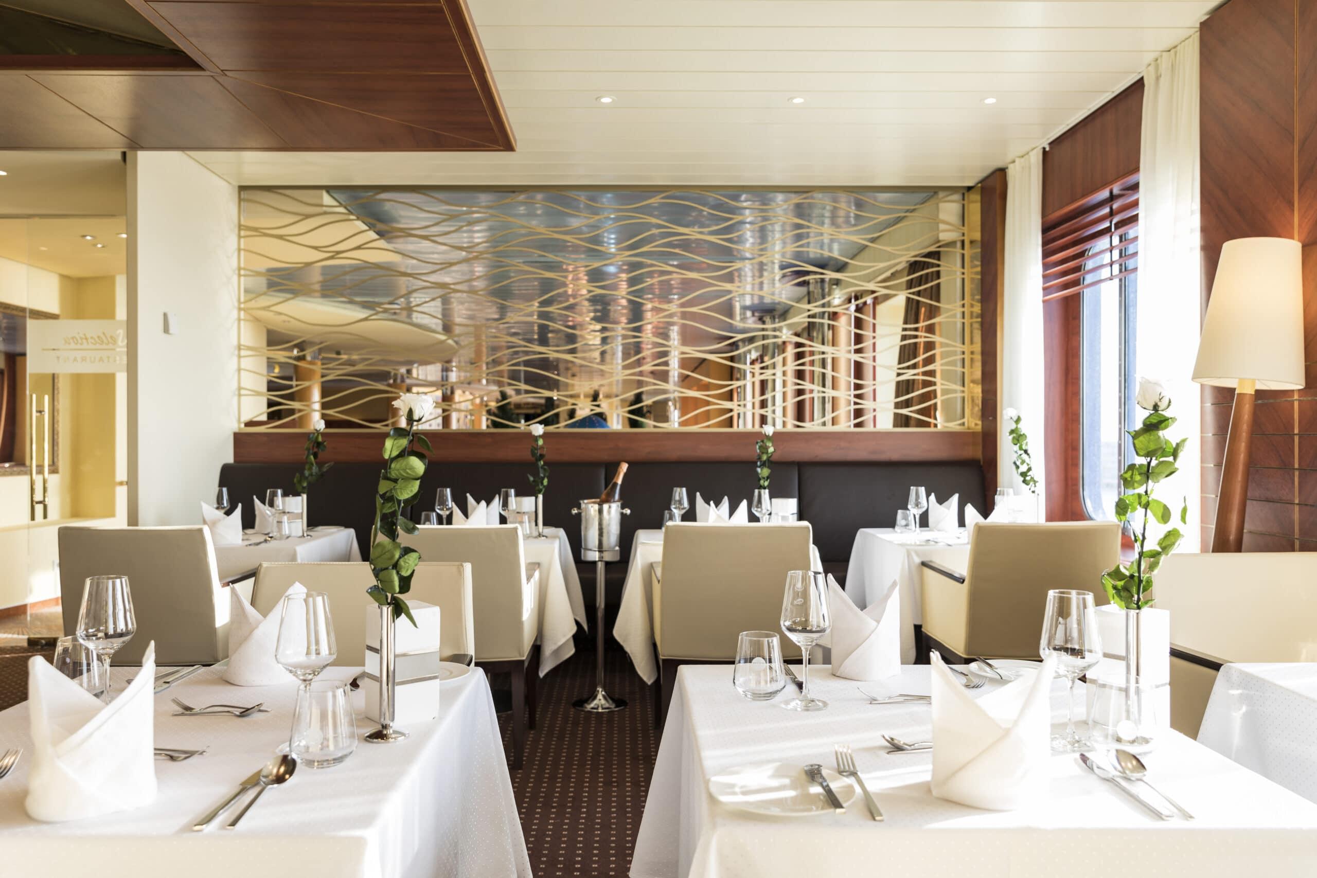 Cruiseschip-AIDAcara_AIDA-Restaurant