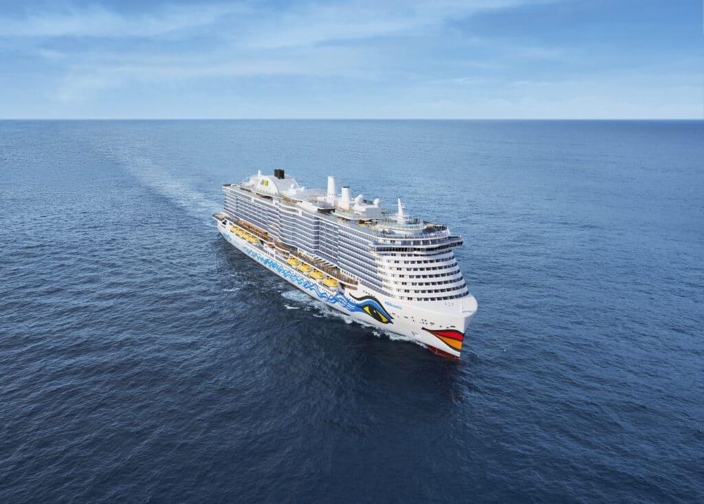 Cruiseschip-AIDAcosma-AIDA-Schip