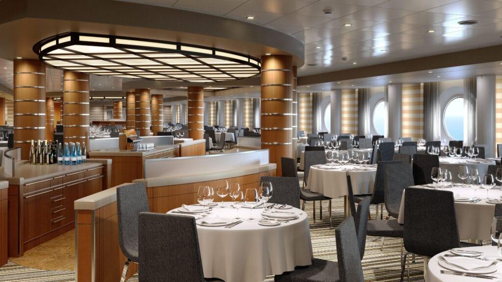 Cruiseschip-AIDAmira-AIDA-Restaurant
