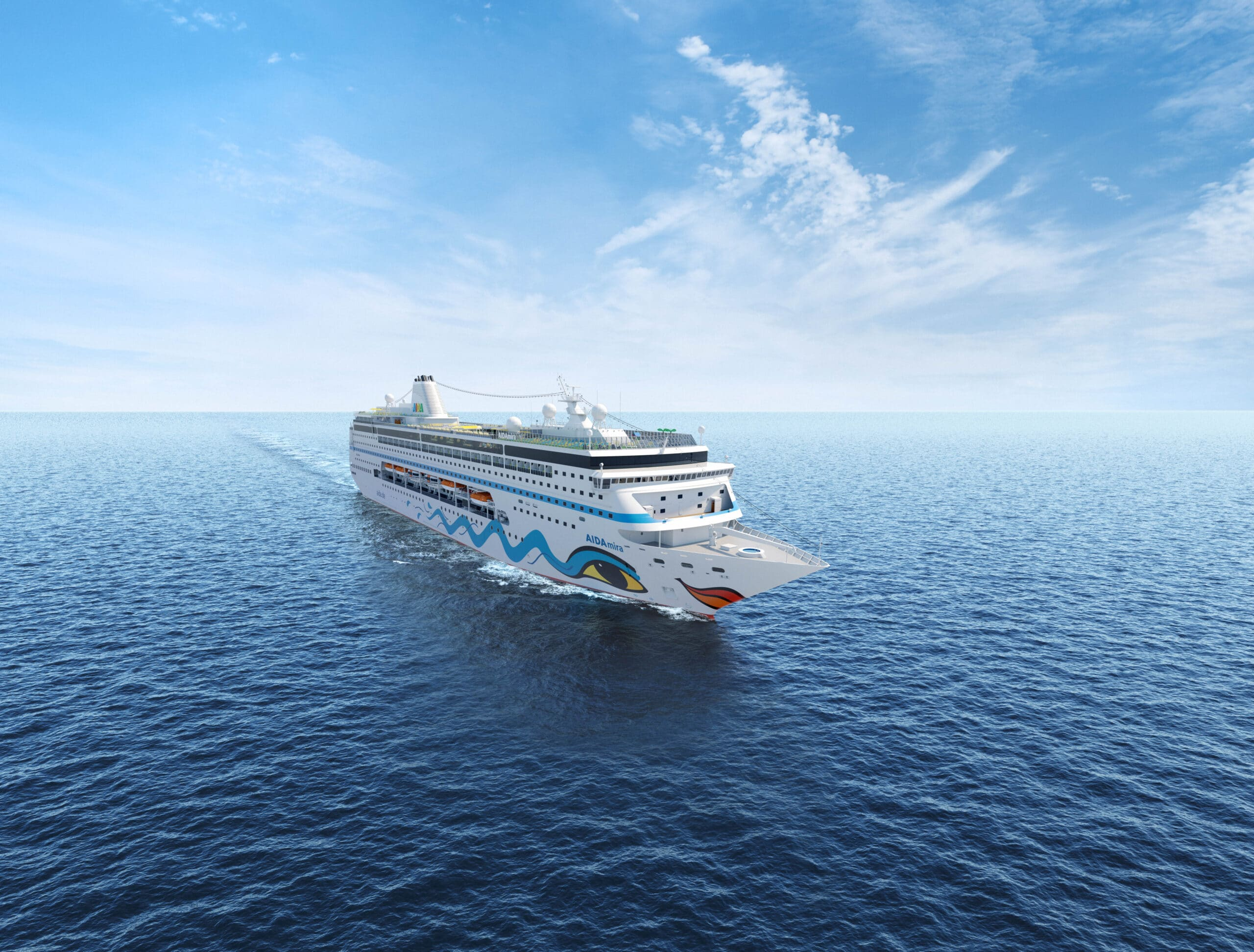 Cruiseschip-AIDAmira-AIDA-Schip