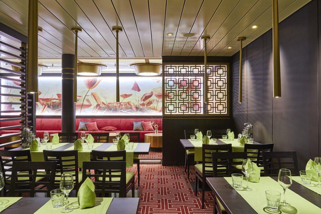 Cruiseschip-AIDAnova-AIDA-East Restaurant