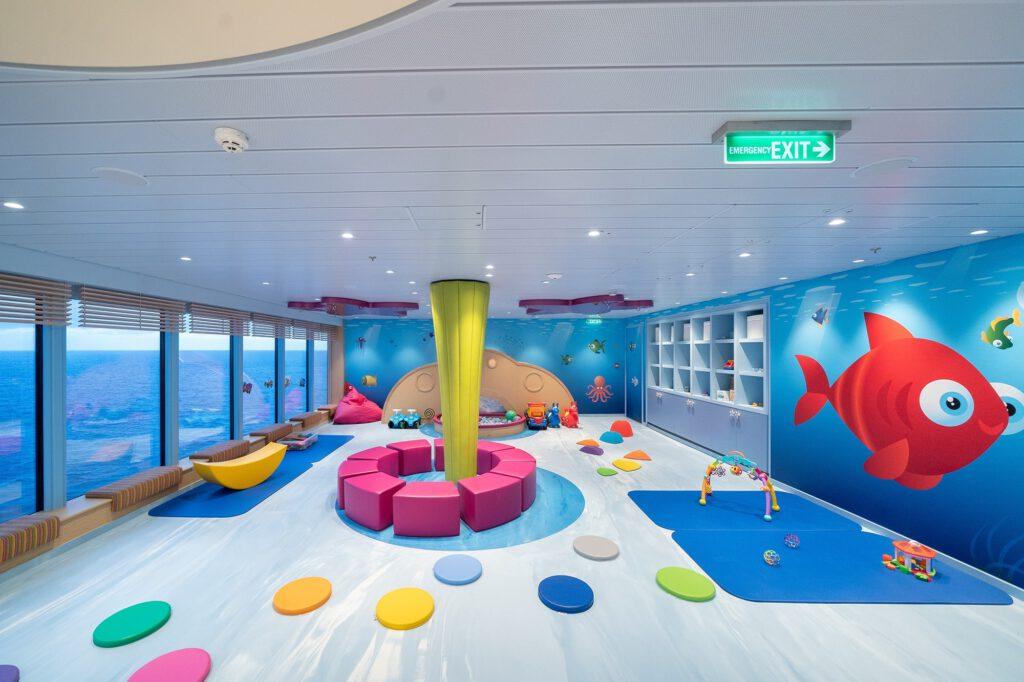 Cruiseschip-AIDAnova-AIDA-Mini Club
