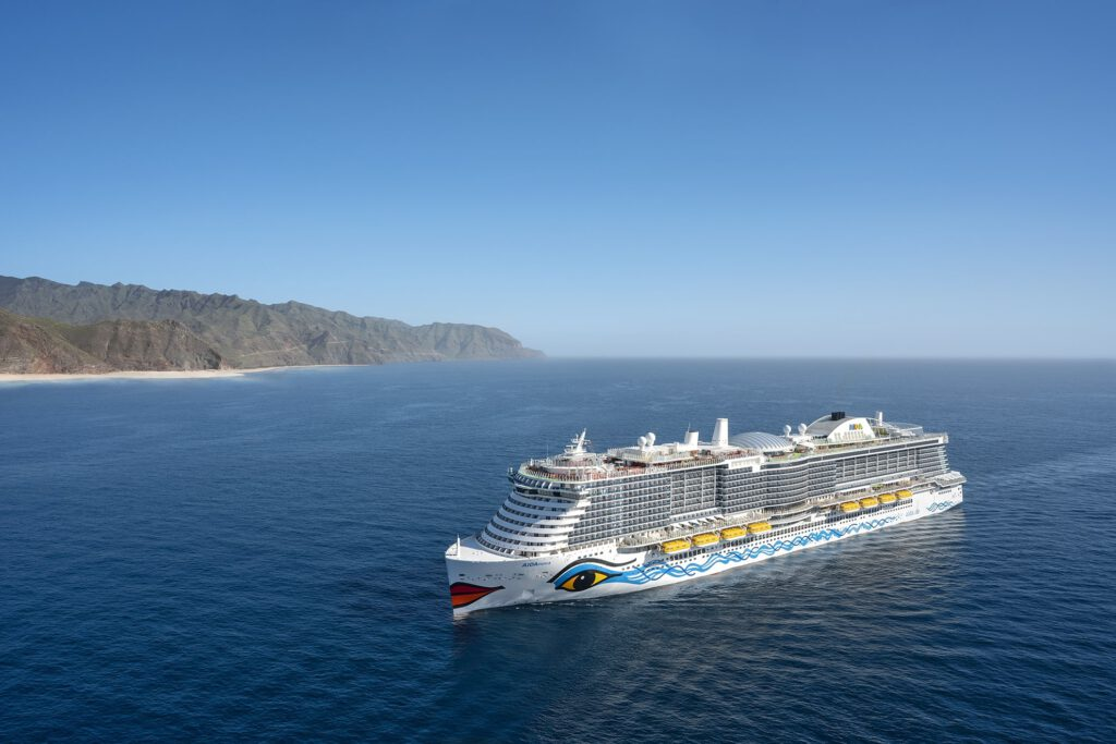 Cruiseschip-AIDAnova-AIDA-Schip