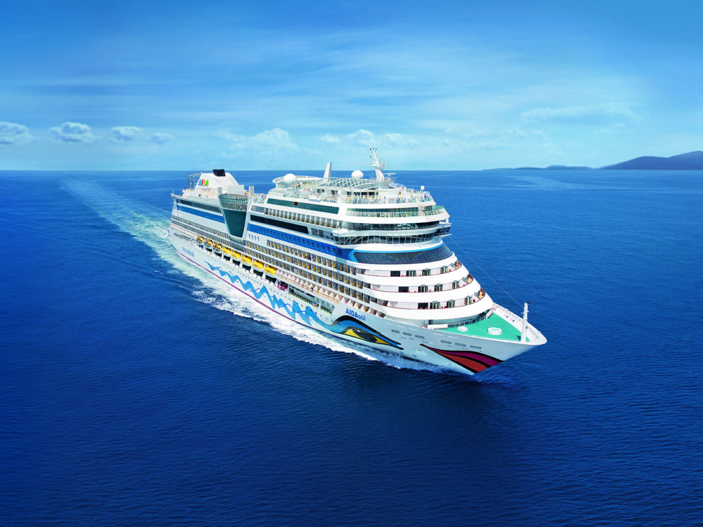 Cruiseschip-AIDAsol-AIDA-Schip