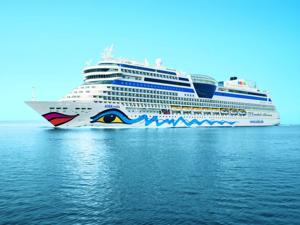 Cruiseschip-AIDAstella-AIDA-Schip