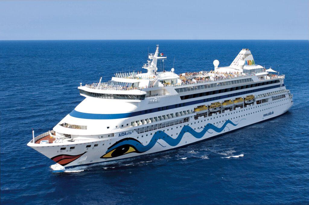 Cruiseschip-AIDAvita-AIDA-Schip