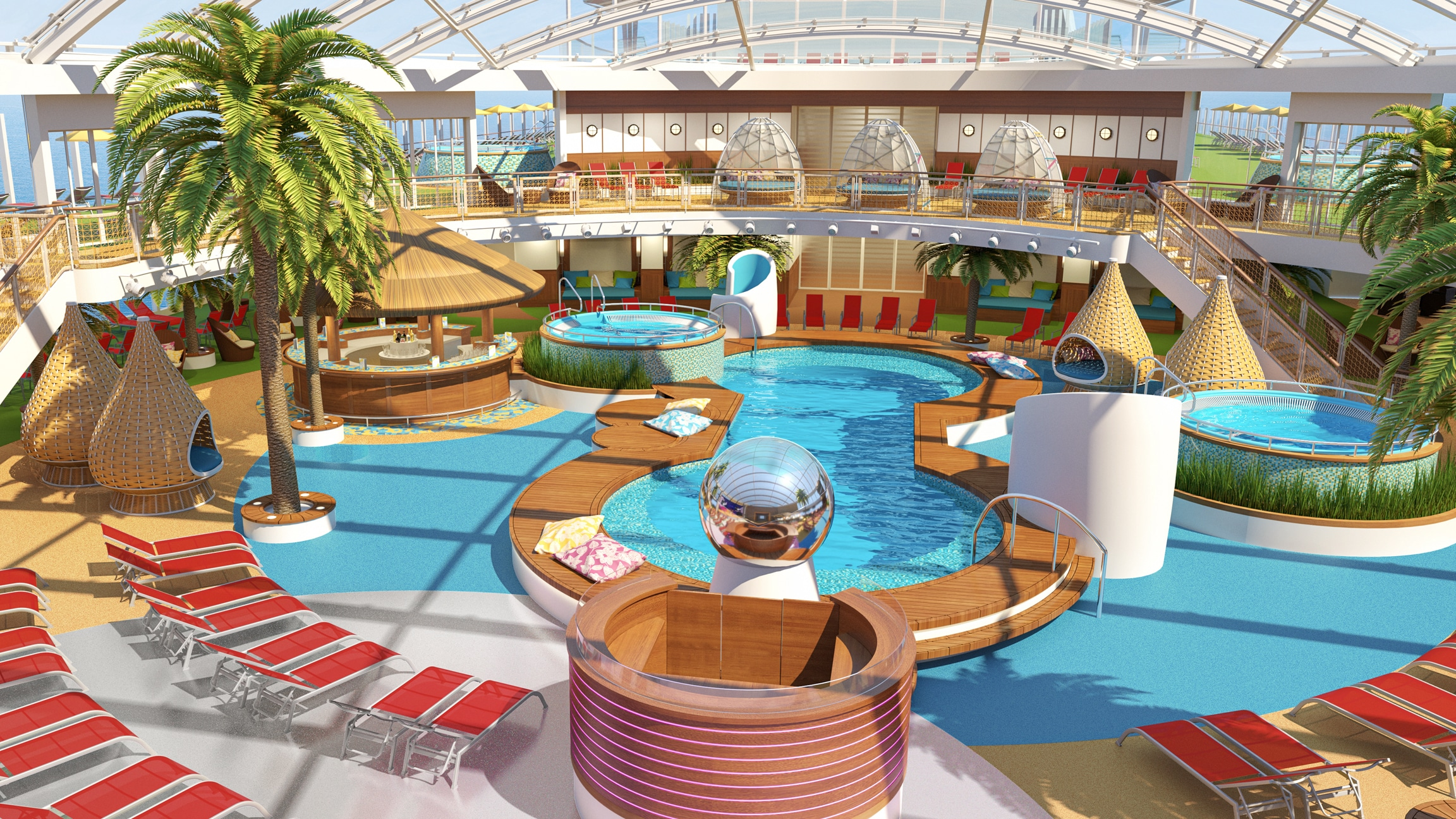 Cruiseschip-AIDAcosma-AIDA-BeachClub